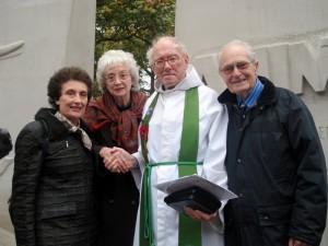Revd James Thompson & Friends. Remembrance Service Nov 8th 09 - 4