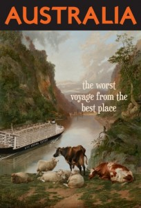 Oz exports poster