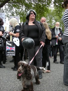 anti-badger cull 1 june2013 bella