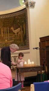 candles 5 Oct 2013 GoldersGreen