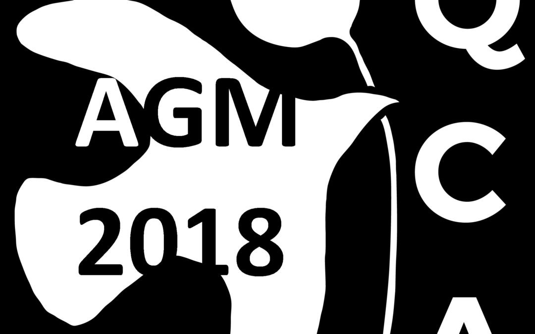 Annual General Meeting and more… QCA at YM2018