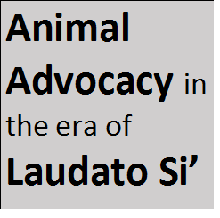 Laudato Si' Conference: special invitation from Catholic Concern for Animals